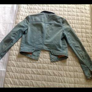 Additional photos:Helmut Lang Cropped Denim Jacket